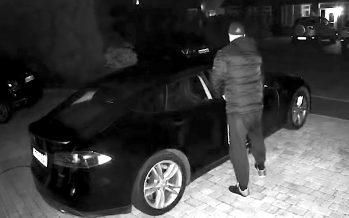 Δείτε πόσο εύκολα μπορεί να κλαπεί ένα Tesla Model S (video)