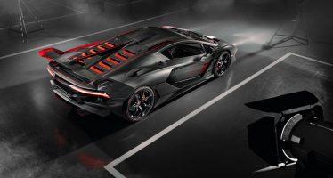 Η πρώτη Lamborghini με DNA από αγώνες