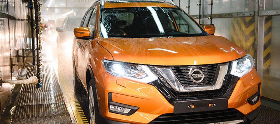 Σε τι διαφέρει το Nissan X-Trail που πωλείται στη Ρωσία;