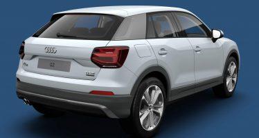 Φωτογραφίες και σχέδια θα αποτυπώνονται πάνω στα Audi
