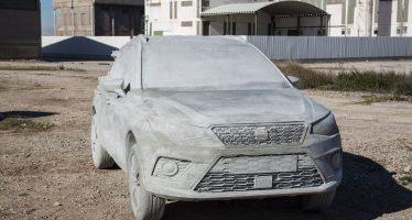 Το τσιμεντένιο SEAT Arona