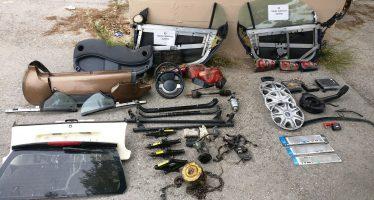 Σύλληψη στο Ζεφύρι για κλοπές αυτοκινήτων