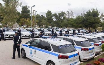Η Ελληνική Αστυνομία απέκτησε 49 νέα οχήματα