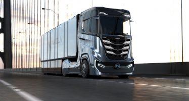 Το νέο φορτηγό Nikola Tre κινείται με υδρογόνο και αποδίδει μέχρι 1.013 ίππους