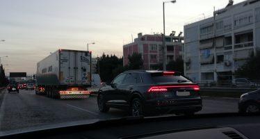 Εντοπίσαμε σε ελληνικό δρόμο το νέο Audi Q8 των 96.000 ευρώ