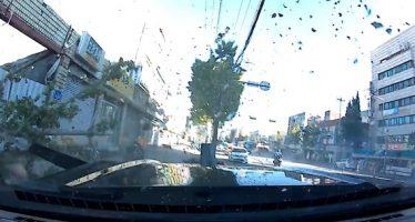 Δεν είχε καλό τέλος η κόντρα ανάμεσα σε Mustang και AMG A45 (video)