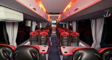 Δείτε το εντυπωσιακό λεωφορείο της Μπάγερν Μονάχου