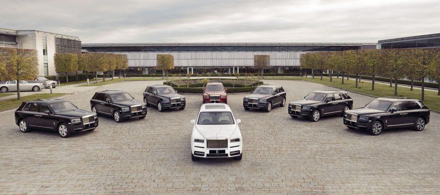 Πού κατοικούν οι πρώτες οχτώ Rolls-Royce Cullinan; (video)