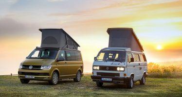 Το πολυτελές βαν της Volkswagen με κρεβάτι