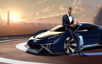 Τι σχέση έχει ο Γουίλ Σμιθ με το νέο Audi RSQ E-Tron (video)
