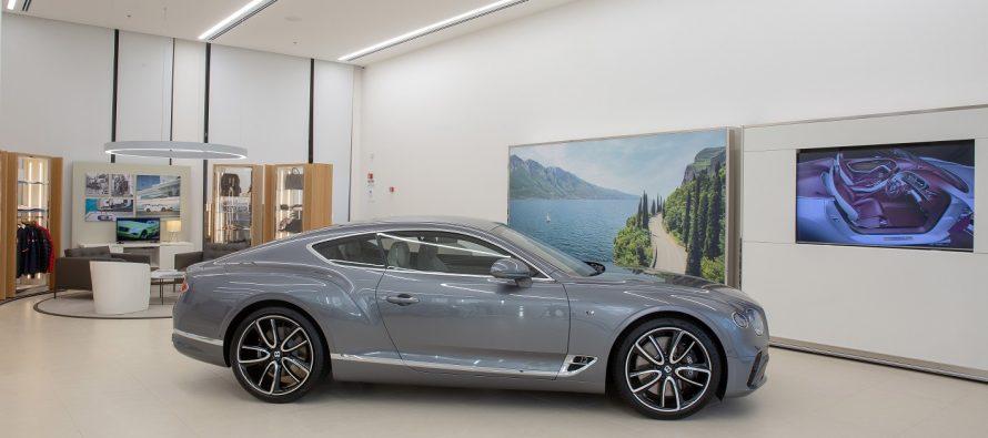Σε ποια χώρα πωλούνται πλέον τα μοντέλα της Bentley;