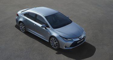 Πώς σας φαίνεται η νέα sedan Toyota Corolla;