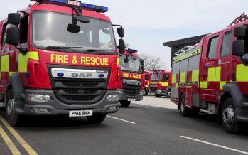 Δείτε ιστορικά πυροσβεστικά οχήματα της DAF (video)