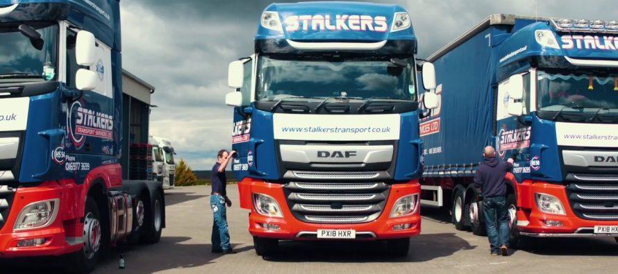 Το φορτηγό DAF XF 480 τσιγκουνεύεται στην κατανάλωση καυσίμου (video)