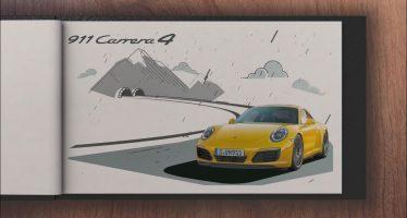 Υπάρχουν 24 διαφορετικές Porsche 911 για να διαλέξεις (video)