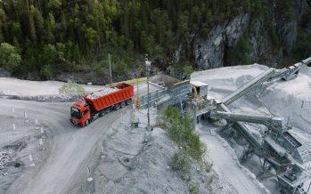 Αυτόνομο φορτηγό Volvo θα κινείται χωρίς οδηγό σε ορυχείο (video)