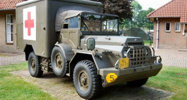 Όταν η DAF έφτιαχνε στρατιωτικά οχήματα (video)