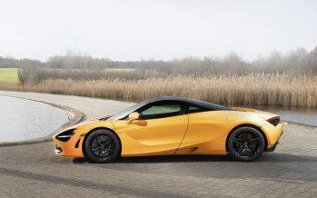 Πουλήθηκαν οι δυο από τις μόλις τρεις McLaren 720S Spa 68