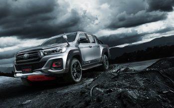 Το πιο βελτιωμένο Toyota Hilux