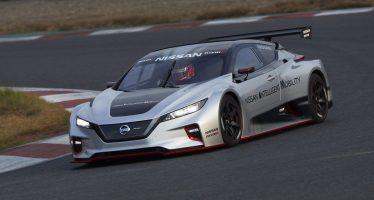Το νέο ηλεκτροκίνητο αγωνιστικό της Nissan με αστραπιαία επιτάχυνση (video)