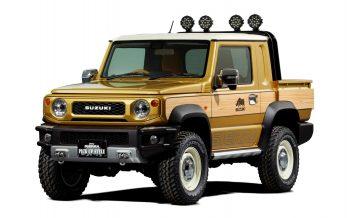 Το Suzuki Jimny γίνεται πιο άγριο και αποκτά καρότσα