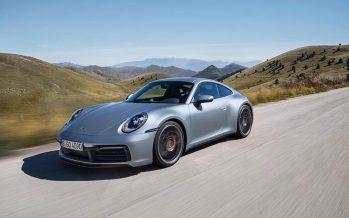 Σαγηνεύει η νέα Porsche 911 (video)