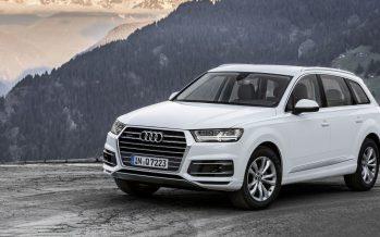 Μια κόλαση ζει το Q7 στα χέρια της Audi (video)