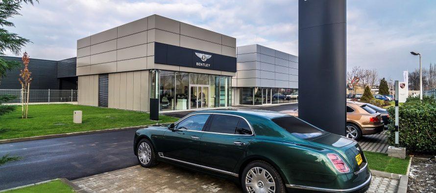Πλέον οι Bentley κυκλοφορούν στους δρόμους της Ουγγαρίας