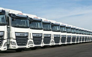 Τεράστια αγορά 1.500 φορτηγών της DAF