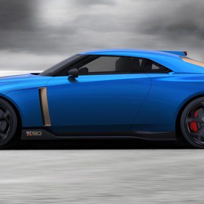 Nissan GT-R50 Production Version – Exterior Image 1-source