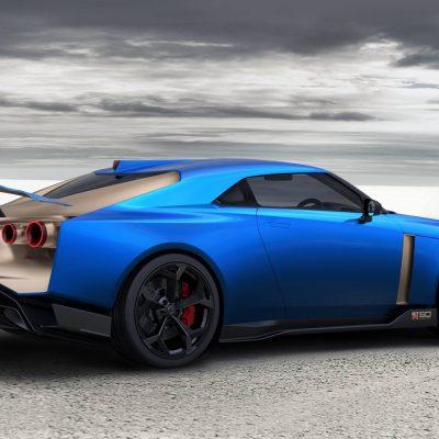 Nissan GT-R50 Production Version – Exterior Image 2-source