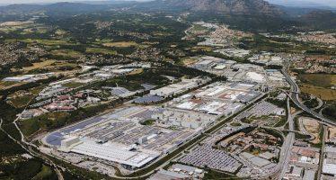 Το εργοστάσιο της SEAT που έχει κατασκευάσει 10 εκατομμύρια οχήματα
