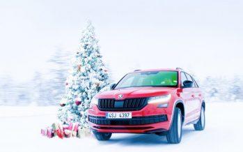 Προτάσεις χριστουγεννιάτικων δώρων από τη Skoda