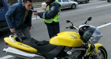 Σε δυο μέρες εντοπίστηκαν 224 οδηγοί υπό την επήρεια αλκοόλ