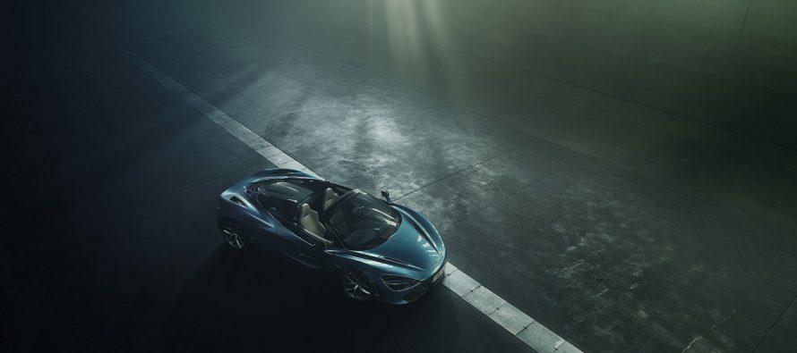 Η νέα McLaren 720S Spider με αναδιπλούμενη οροφή (video)