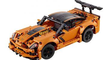 Ενώνεις τουβλάκια της Lego και έτοιμη η Corvette ZR1