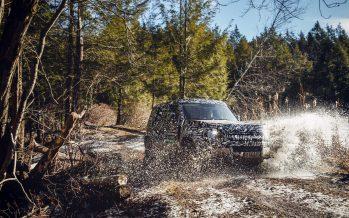 Το νέο Land Rover Defender σε extreme off-road δοκιμές (video)