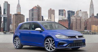 Κίνδυνος εκδήλωσης πυρκαγιάς σε Volkswagen Golf R