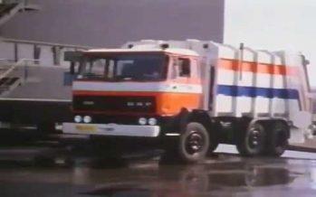 Δείτε πως καθαρίζουν τις πόλεις τα φορτηγά της DAF (video)