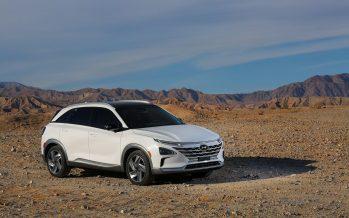 Αγόρασε το πρώτο υδρογονοκίνητο Hyundai NEXO