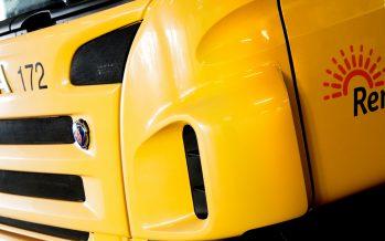Το απορριμματοφόρο της Scania που θα κινείται με υδρογόνο