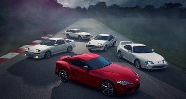 It's show time για τη νέα Toyota Supra (video)