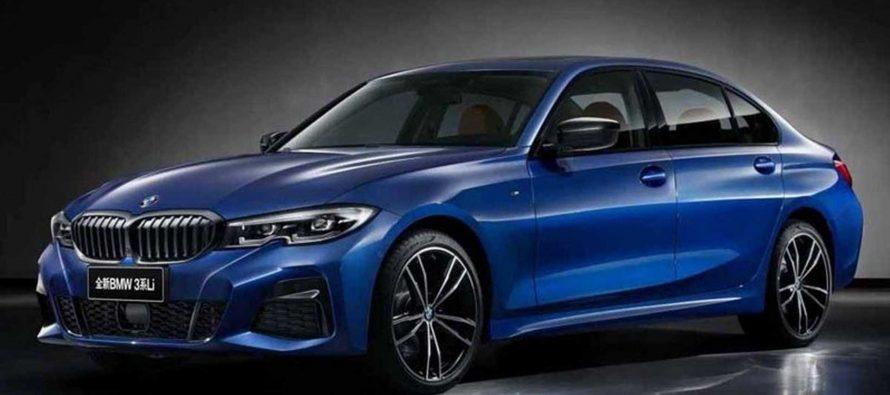 Σε τι διαφέρει η BMW Σειράς 3 που θα πωλείται στην Κίνα;