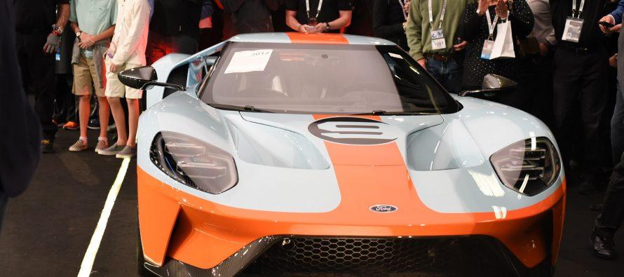 Ποιος έδωσε 2,2 εκατομμύρια ευρώ για το Ford GT Heritage Edition;