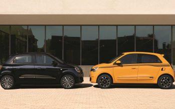 Το ανανεωμένο Renault Twingo