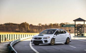 Με αρκετό γκάζι το νέο Subaru WRX STI S209