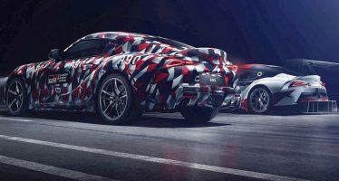 Δυναμώστε την ένταση, η νέα Toyota Supra γκαζώνει (video)