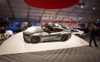 Η Toyota Supra που πουλήθηκε για 1,8 εκατομμύρια ευρώ