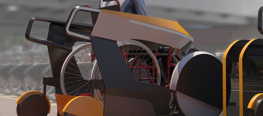 Οι συσκευές της Toyota για ανθρώπους με αναπηρία (video)