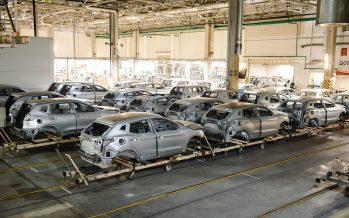 Πόσα Nissan Qashqai, X-Trail και Murano κατασκευάστηκαν το 2018 στη Ρωσία;